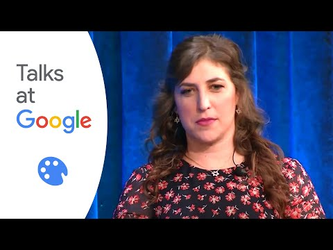 "Mayim Bialik: ""Girling Up: How to Be Strong, Smart and Spectacular"" 