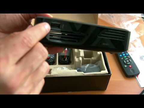 Seagate GoFlex TV Hand-on