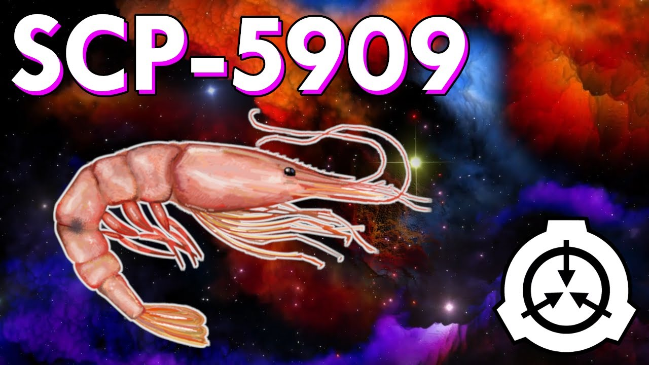SCP-5909 | The Endless Shrimp | Uncontained Extraterrestrial SCP 🦐