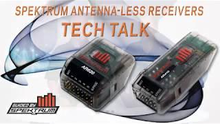 Spektrum Antenna-less Receiver Tech Talk