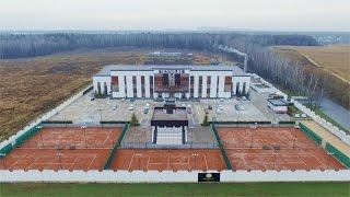 видео Российская академия тенниса Tennis Group