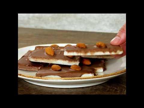 ¡Créenos, estos dulces veganos de coco y chocolate son extremadamente deliciosos!