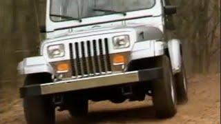 MotorWeek | Retro Review: '87 Jeep Wrangler