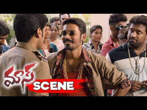 Dhanush Busted Vijay Smuggling Business To...