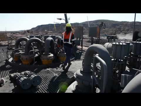Arrium Mining - Andrea's Story