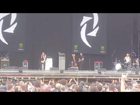 Gods of metal 2016 Halestorm Apocalyptic live Monza