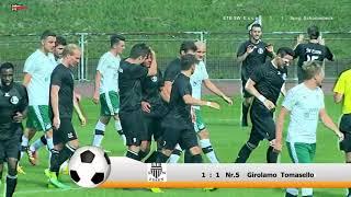Oberliga N'rh 6SP ETB SW Essen vs Spvg Schonnebeck 10 9 2017