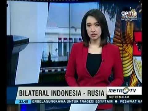 Bilateral Indonesia Rusia