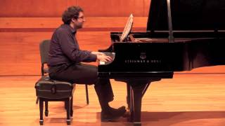 5 Klavierstücke, Op. 23 (Schoenberg) - SBU 2015 Piano Project