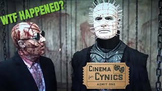 WTF Happened to Hellraiser: Judgment?