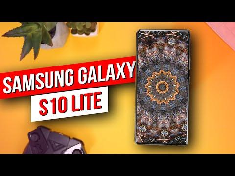 Обзор Galaxy S10 Lite / Зайдет многим