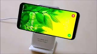 무선 거치대 휴대폰 충전기 고속 스마트폰