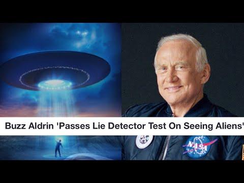 Buzz Aldrin Passes Lie Detector Saying Aliens Exist? BioAcoustic Biology Claim