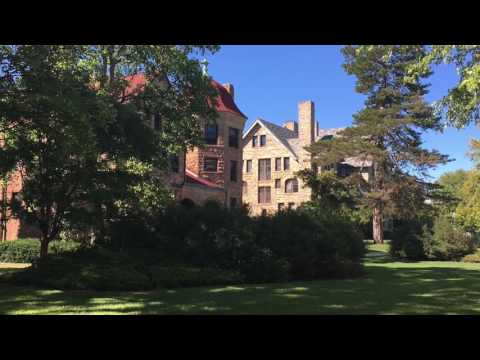 Oberlin College and Conservatory - A Tour