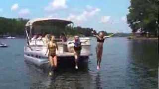 Redneck Yacht Club Music Video - Lake Gaston 2013