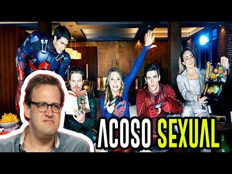 Andrew Kreisberg ha sido suspendido por acoso en el ArrowVerse | Warner Bros lo castiga