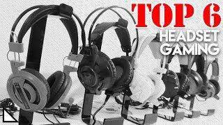 6 Headset 100 - 200rb, Mana yang Terbaik? : Eblue, Cyborg, Fantech, Imperion, Rexus & Keenion.
