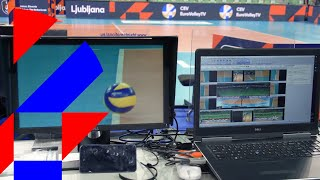 #EuroVolleyM | Volleyball explained: the Video Challenge system
