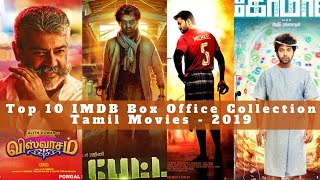 Top 10 IMDB Box Office Collection Tamil Movies 2019