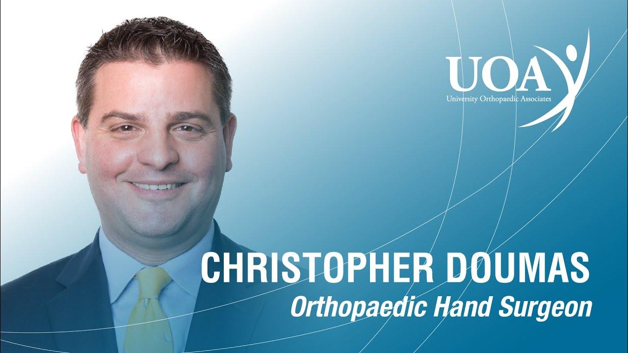 Christopher Doumas, MD - UOA, NJ Orthopedics