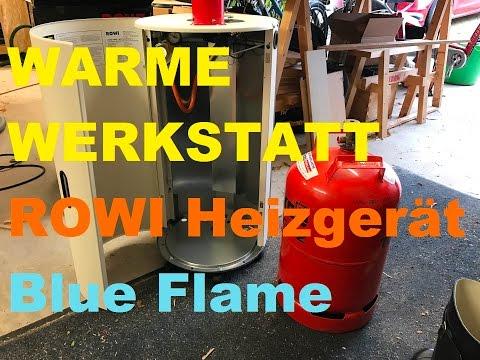 Hallenheizung/Garagenheizung Eigenbau mit Webasto Stand ...
