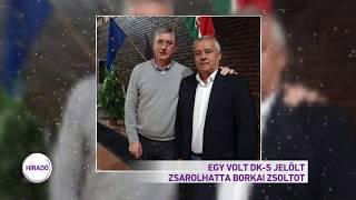 Egy volt DK-s jelölt zsarolhatta Borkai Zsoltot