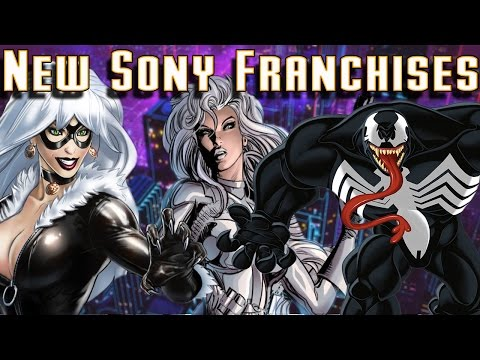 New Movies for Venom, Black Cat, & Silver Sable! Sony, What Are You Doing!?