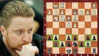 Chess Openings : The Hippopotamus Defence - John Emms vs Simon Williams (Chessworld.net)
