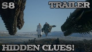 Game of Thrones Season 8 Trailer Breakdown and Easter Eggs | The Final Season