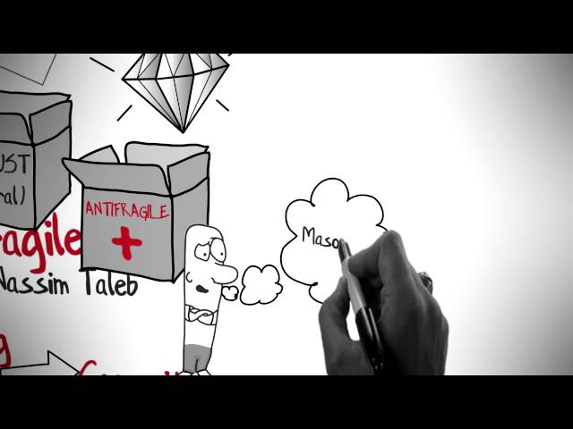 How to Build Mental Toughness – Antifragile by Nassim Taleb