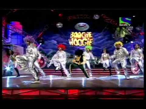 Boogie woogie - Disco (Dil na diya) Choreographed by Deepak singh..mp4