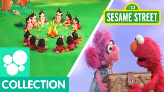 Sesame Street: Elmo And Abby Have A Picnic