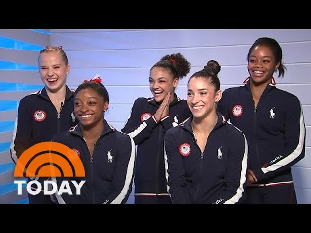 US Women's Gymnast Simone Biles: Zac Efron, We Need You At Team Final In Rio   TODAY
