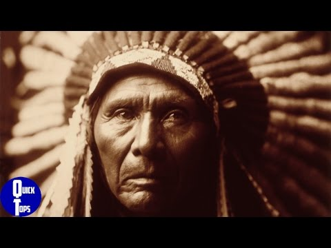 10 Facts About The Native Americans And Their Culture // QuickTops