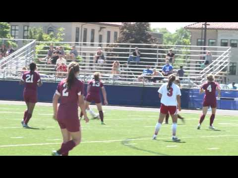 Women's Soccer vs. Rochester College - Highlights/Interviews