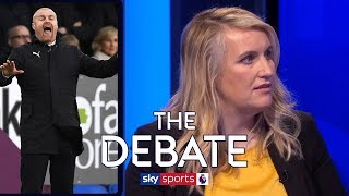 Can Burnley survive Premier League relegation? | Alan Smith & Emma Hayes | The Debate