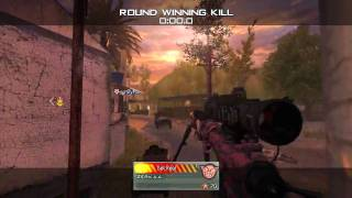 Zerkaa | Galvanize (Modern Warfare 2 S&D Montage)
