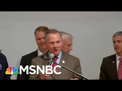 Joe On Roy Moore's Loss: Doesn't The Outcome Send A Message To GOP? | Morning Joe | MSNBC