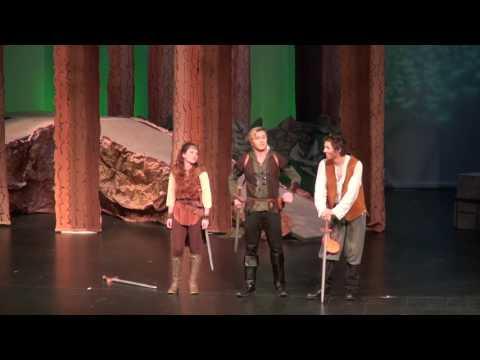 Robin Hood - Willamette High School 11/16/16