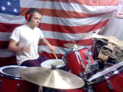 Improv Drum Solo (Sony Ericsson T707)