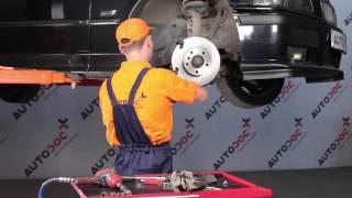 Noskatieties mūsu video pamācības par BMW Bremžu suports problēmu novēršanu