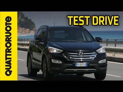 Hyundai Santa Fe 2014 Test Drive