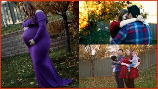 Gambar cover 🍂 FALL FAMILY MATERNITY PHOTOS 2018 🍂 | Maggie the Mommy