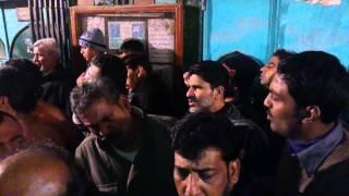 katri bawa matami khan tasadaq khan inside mochi gate lahore 16 safar 1435 2013