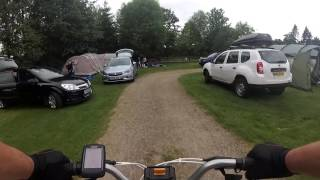 rudding park campsite