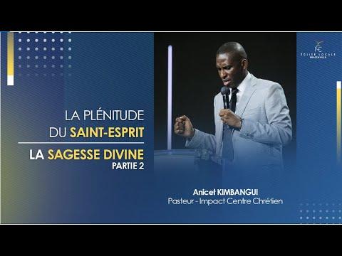 Download L'ESPRIT DE SAGESSE - LA SAGESSE DIVINE 2 | Pasteur Anicet KIMBANGUI | Di.13/06/2021 (1er Service)