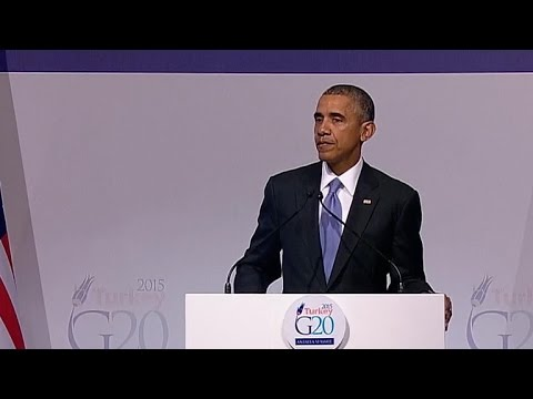 Special Report: Obama speaks on Paris attacks at G-20 Summit