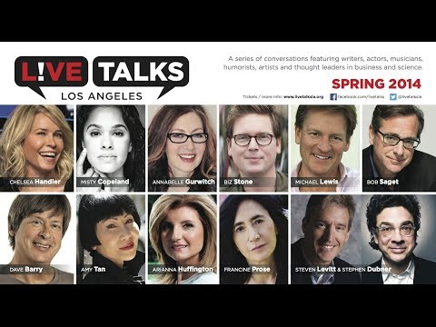 Spring 2014 at Live Talks Los Angeles. Join the conversation.