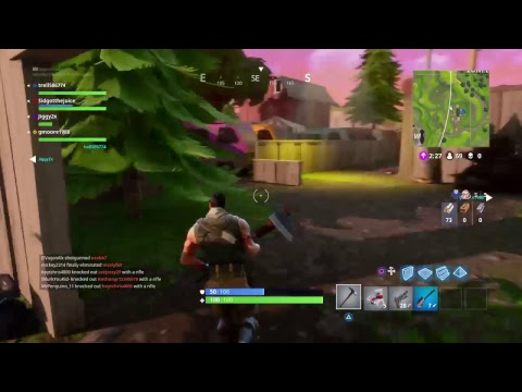 (Must Watch) Broadcasting Fortnite And My Cousin Received The Weirdest Call Ever Skip Ahead To 9mins