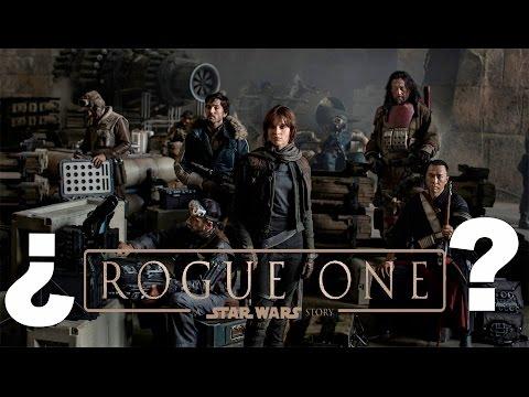¿Qué #$@!  es Rogue One?